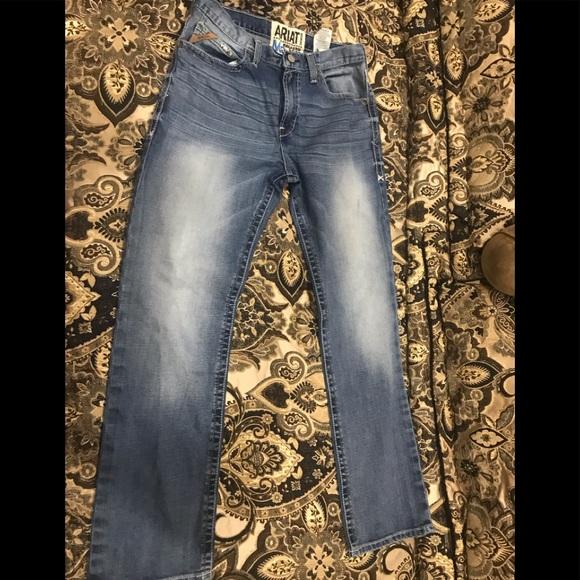 8b04606be05 Ariat Jeans | Used Once Denim 33x34 | Poshmark